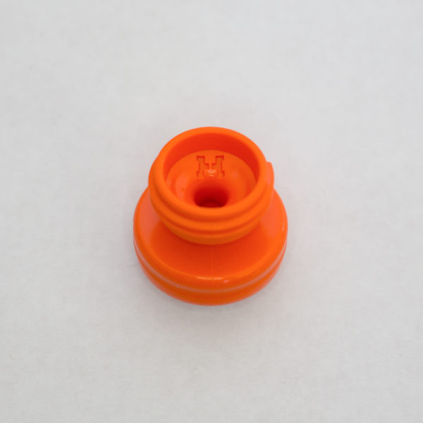 Hobby Holder Painting Handle and Grip - Orange Base