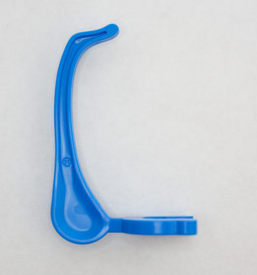 Hobby Holder Painting Handle and Grip - Sky Blue Handle